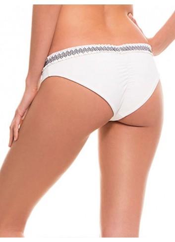 Panty Con Fajón En Crocheta Blanco LIL L04