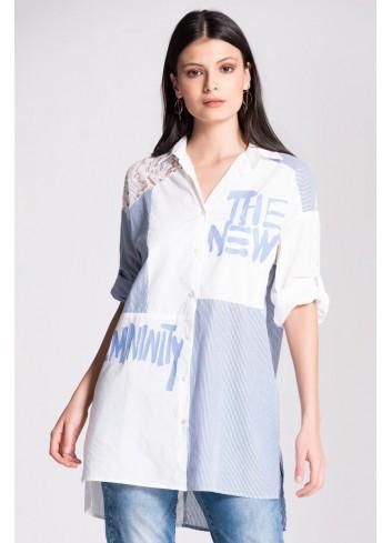 Camisa Texturas