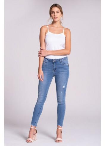 Pantalón Jean Skinny