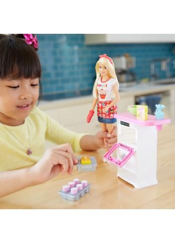 Barbie Chef Pastelitos