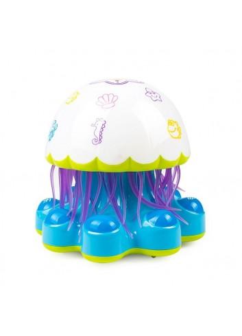 Medusa Interactiva con Luces y Sonidos