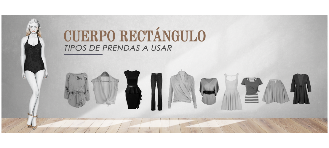 Outfit Cuerpo Rectangular
