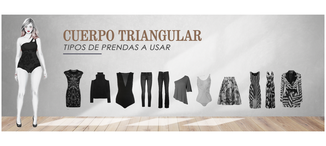 Outfit Cuerpo Triangular