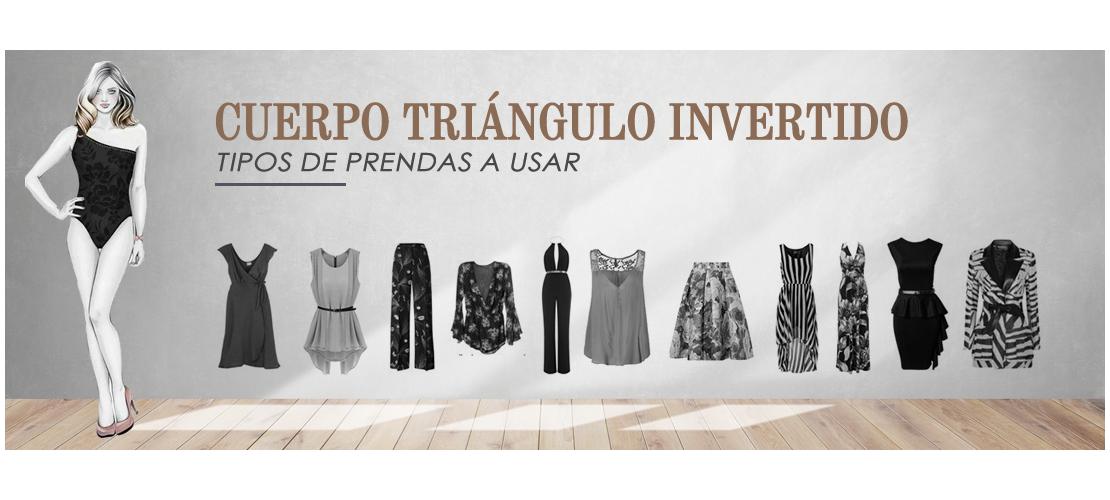 Outfit Cuerpo Triangulo Invertido